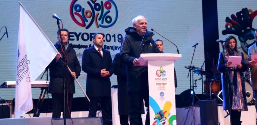 Završen Evropski omladinski festival - EYOF 2019., iz BiH poslana poruka mira