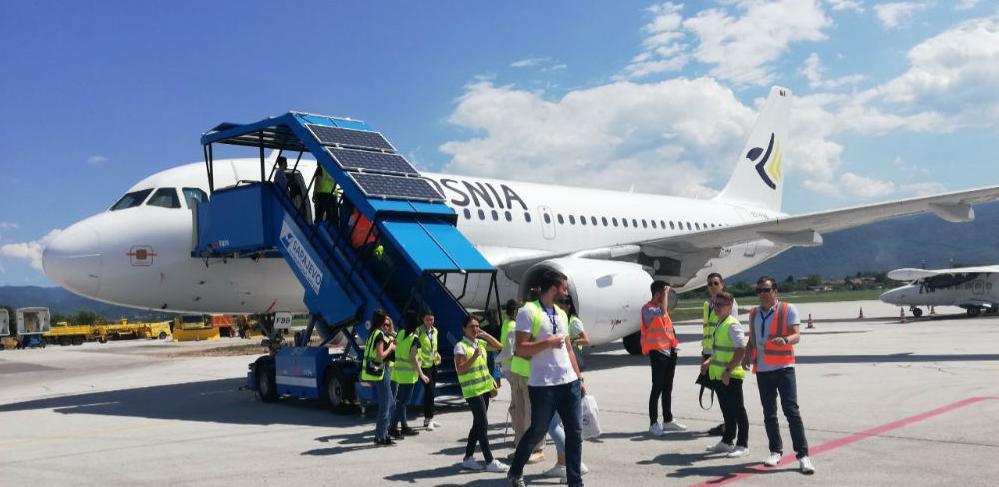 Interlogistic završio kompletnu proceduru uvoza drugog aviona za FLYBOSNIA