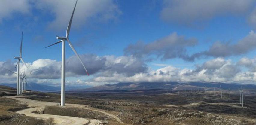 Nevesinje dobija struju iz vjetra