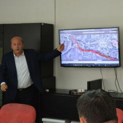 Konaković je kazao da je za Vladu KS Prva transverzala najvažniji kapitalni projekt, čija realizacija kreće naredne godine.