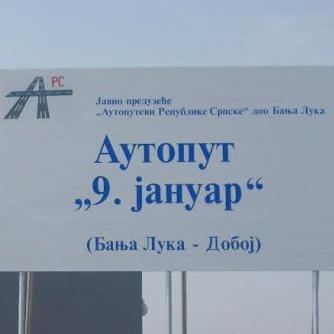 Zahvaljujući izgradnji novih 36,6 kilometara, mreža auto - puteva, RS-a imaće nešto više od 70 kilometara.