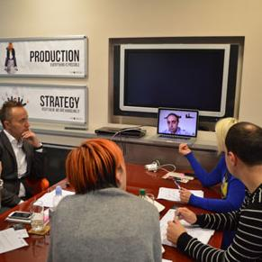 Nakon analize pristiglih prijava stručni žiri odabrao je četiri tima koja su dobila priliku da prezentiraju svoje radove pred priznatim regionalnim ekspertima iz oblasti tržišnih komunikacija, brandinga i medija koji će prisustvati Branding konferenciji.