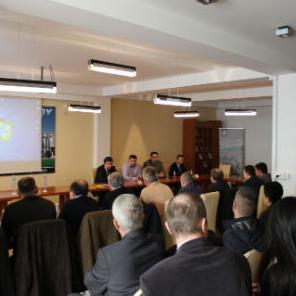 Seminar je organizovan sa ciljem da razmjenom iskustava optimizujemo proizvodni asortiman, prateći potrebe vodećih privrednih subjekata.