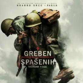 Priznati redatelj filmova Pasija i Hrabro srce, Mel Gibson, donosi novu biografsku dramu temeljenu na nevjerojatnoj istinitoj priči Greben spašenih.