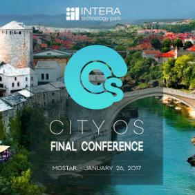 Priča o CityOS programu, koji predstavlja prvi korak ka stvaranju Mostara kao pametnog grada, započela je u listopadu 2016. godine.