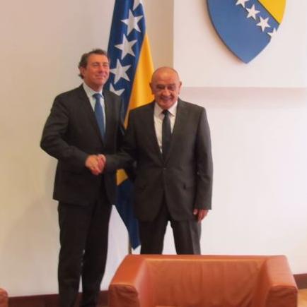 Ministar Bevanda izrazio je zadovoljstvo što BiH danas obilježava 20 godina od dana kada je postala članicom Svjetske banke.
