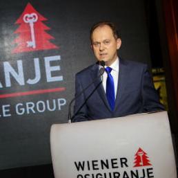 Wiener osiguranje sinoć je u Sarajevu obilježilo početak svog poslovanja pod novim imenom - Wiener osiguranje Vienna Insurance Group, a pod kojim je ozvaničen rad 1. decembra prošle godine.