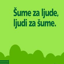 """Today, IKEA, Scandinavian factory of modern furniture and home furnishings, and the world's leading organization for nature, the World Wildlife Fund WWF, presented the results of the project """"Promoting sustainable forest management in support of sustainable development in BiH."""
