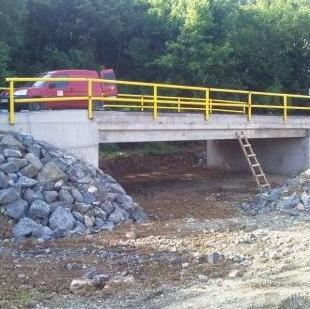 """Projekat izgradnje """"suvog mosta"""" u Karanovcu, sufinansiran od strane Ambasade Kraljevine Norveške, Razvojnog programa Vlade RS i Opštine Petrovo, u završnoj je fazi."""