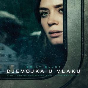 Glavna junakinja ovog trilera je Rachel (Emily Blunt), koja svako jutro putuje istim vlakom i prolazi pored kuće u kojoj je nekada živjela...