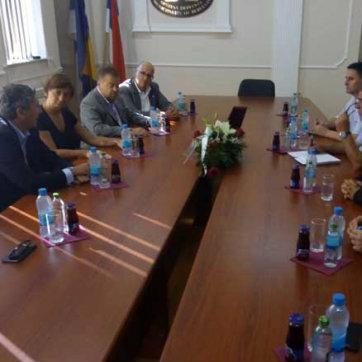 Preduzetnici iz Italije zadovoljni privrednim ambijentom u Derventi