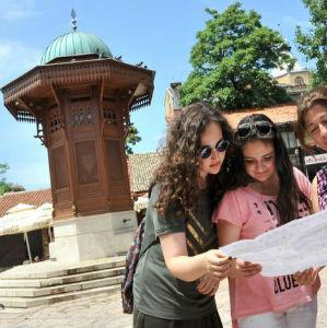 Turisti su ostvarili 106.840 noćenja, što je više za 39,2 posto, saopćeno je iz Turističke zajednice KS.