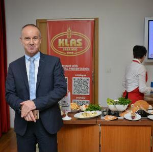 """Promocijom novih pekarskih proizvoda Klas nastavlja kampanju """"Nek' zamiriše komšiluk""""."""