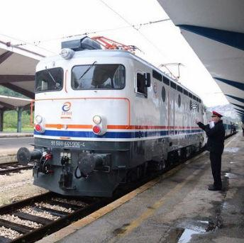 Novim redom vožnje JP Željeznice FBiH imale su u planu uvesti BH voz talgo-garniture u međunarodni i međuetnički željeznički putnički saobraćaj