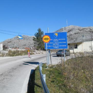 Na proljeće počinje gradnja graničnog prelaza Ivanica – izvođač radova bilećka Herc Gradnja.