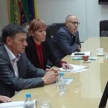 Gradonačelnik Fuad Kasumović održao je sastanak s predstavnicima kineske kompanije SEPCO III i Ktg AG Lugano.