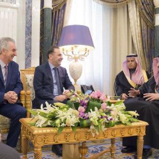 Tokom sastanka razgovarano je o odnosima Kraljevine Saudijske Arabije sa Republikom Srbijom i Bosnom i Hercegovinom.