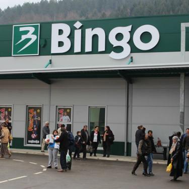 Glasnogovornica Binga Tatjana Paunoski za poslovni portal eKapija.ba je kazala kako osim prijave za preuzimanje objekata Tuša, Bingo trenutno gradi i dva nova velika centra, jedan u Bužimu i jedan u Trebinju.