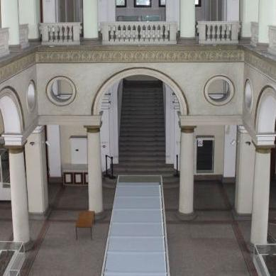 U Zemaljskom muzeju u Sarajevu počeli su radovi na ugradnji sustava vatrodojave i videonadzora.
