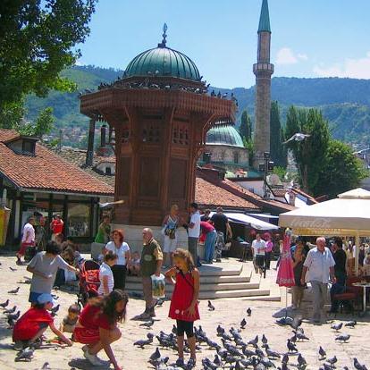 Prema podacima Turističke zajednice Kantona Sarajevo, za mjesec juni, 2014. godine, općina Stari Grad je i dalje među najinteresantnijim lokacijama za turiste koji dolaze u Sarajevo i BiH.