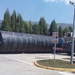 Članica Grupacije Hifa, firma Hifa-Petrol je nedavno započela izgradnju naftnog i plinskog terminala u Zapadnom Mostaru, ukupnog skladišnog kapaciteta 290.000 litara, od čega je 180.000 litara predviđeno za naftu