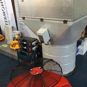 Ove godine u ponudi je jedan novi proizvod-toplinska pumpa za pripremu sanitarne vode koju prvi put predstavljaju na sajmu.