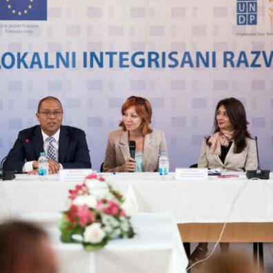 Planirano je unaprjeđenje infrastrukture i pružanja usluga za oko 20.000 građana, kroz implementaciju i do 10 dodatnih prioritetnih lokalnih inicijativa.