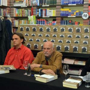"""Izdavačko-knjižarska kuća Buybook predstavila je danas knjigu """"Gramatika Bosne 2"""", autora Muhameda Hamidovića."""