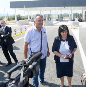 Autoput Banjaluka - Doboj u funkciji početkom septembra