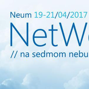 """Pod sloganom """"Na sedmom nebu"""", najveća poslovno-tehnološka konferencija u BiH, Microsoft NetWork7, bit će održana od 19. do 21. aprila."""