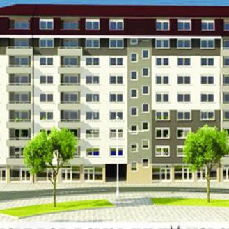Planom izgradnje stanova za mlade po programu Vlade KS do kraja godine predviđen je završetak 160 stanova u naselju Dobrinja.