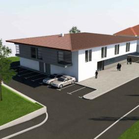 Nakon kupovine zemljišta u Teočaku Bingo export-import doo Tuzla užurbano vrši pripreme za početak gradnje tržnog centra u Teočaku.