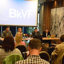 A conference for the media was held at the Termag hotel on Jahorina on the occasion of the fifth Balkan Venture Forum, the biggest entrepreneurship and innovation forum in Southeast Europe.