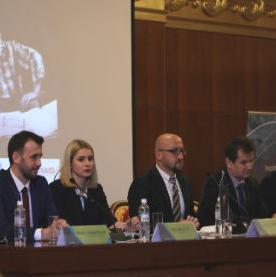 Akcenat panelista, ali i privrednika, bio je na teretima koji ograničavaju rast i razvoj privrede u Bosni i Hercegovini.