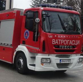 Na parking prostoru opštine Modriča organizovana je svečana primopredaja novog vatrogasnog vozila.