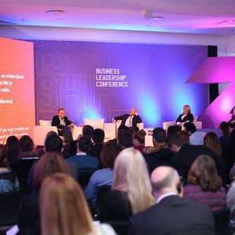 Diskutirano je o izazovima i prilikama lokalnog poslovnog okruženja, o socio-ekonomskim reformama.