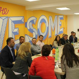 Tokom prve zvanične posjete našoj zemlji predstavnici Svjetske banke susreli su se sa predstavnicima bosanskohercegovačkih kompanija.