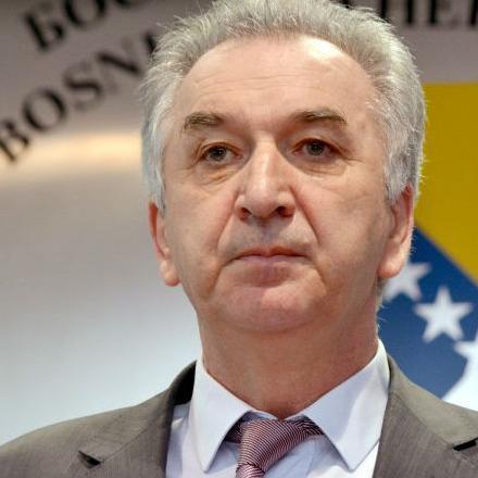 Ministar vanjske trgovine i ekonomskih odnosa BiH Mirko Šarović izjavio je danas u Sarajevu da je BiH ispunila sve uvjete za izvoz mesa peradi,