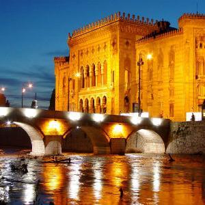 Turistička zajednica Kantona Sarajevo nema podatke o broju turista koji su produžili svoj boravak u Sarajevu nakon novogodišnjih praznika.