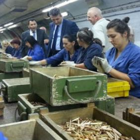 Prošle godine izdano je 228 dozvola za izvoz naoružanja i vojne opreme iz Bosne i Hercegovine.