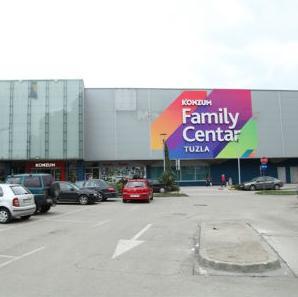 Nakon Sarajeva i Banja Luke, danas je otvoren Konzum Family Centar Tuzla – koncept koji obuhvata i objedinjuje najbolju kupovinu i odličnu zabavu za cijelu porodicu.