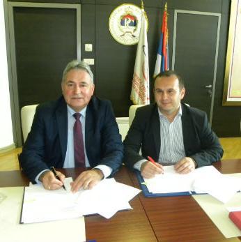 Potpisivanju sporazuma u Banjaluci prisustvovali su predstavnici opština Sokolac, Pale i Istočno Novo Sarajevo.