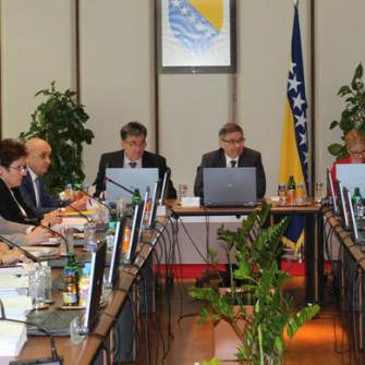 Vijeće ministara BiH danas je svojilo Informaciju IDDEEA-e o načinu rješavanja naslijeđenih problema u vezi sa štampanjem pasoških knjižica.