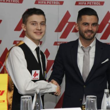 Nakon ugovora sa najboljim sportistom u BiH, Amelom Tukom, HIFA PETROL nastavlja da podržava mlade i perspektivne sportiste u našoj državi.