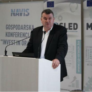 Cilj konferencije bio je predstaviti općinu Orašje kao potencijalnu investicijsku destinaciju.