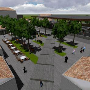 Općina Livno poništila je javni poziv za izvođenje radova na izgradnji Gradske tržnice u Livnu.