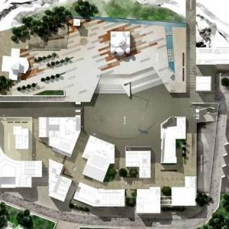 """U okviru """"Grada sunca"""" biće izgrađen hotel sa šest zvjezdica, staza za Formulu jedan, biciklistička i trim staza, hala sportova sa otvorenim terenima, golf tereni, aerodrom i drugi sadržaji."""