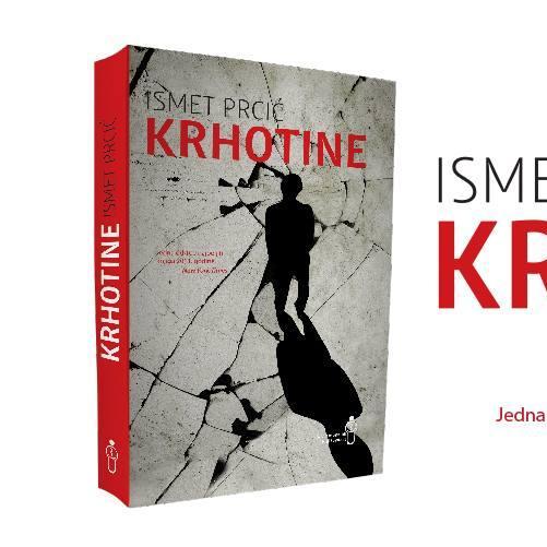 U izdanju Buybooka objavljen roman američko-bosanskog autora Ismeta Prcića. Krhotine su uzbudljivo štivo, užasna priča o ratu, sazrijevanju i emotivna saga o rasparčanoj porodici.