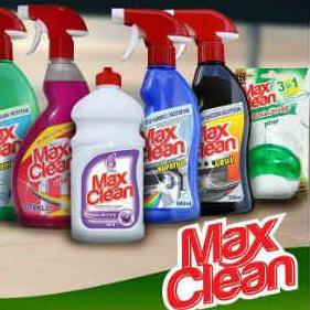 Max Clean deterdženti imaju snažno  višestruko djelovanje i u isto vrijeme rastvaraju nečistoće, emulgiraju ih i dezinfikuju posuđe.