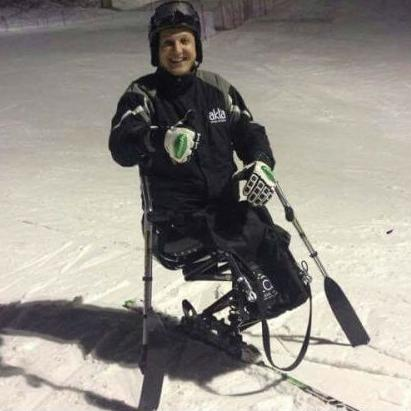 Paraolimpijski Komitet BiH u budućim takmičenjima imat će pridruženog člana u sjedećoj kategoriji, perspektivnog skijaša Fahrudina Ćatovića.